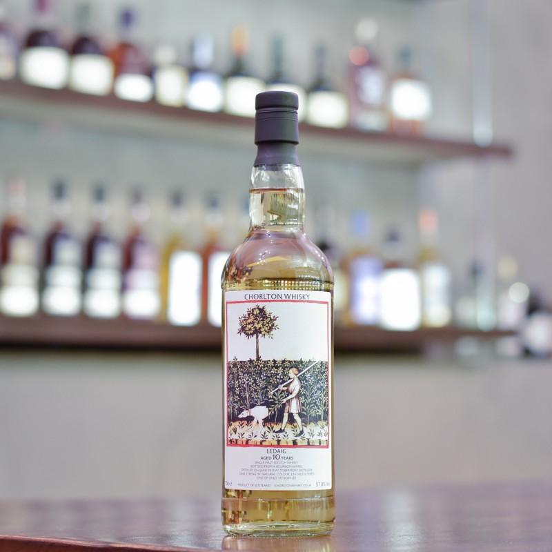 Chorlton Whisky - Ledaig 10 Year Old 2010