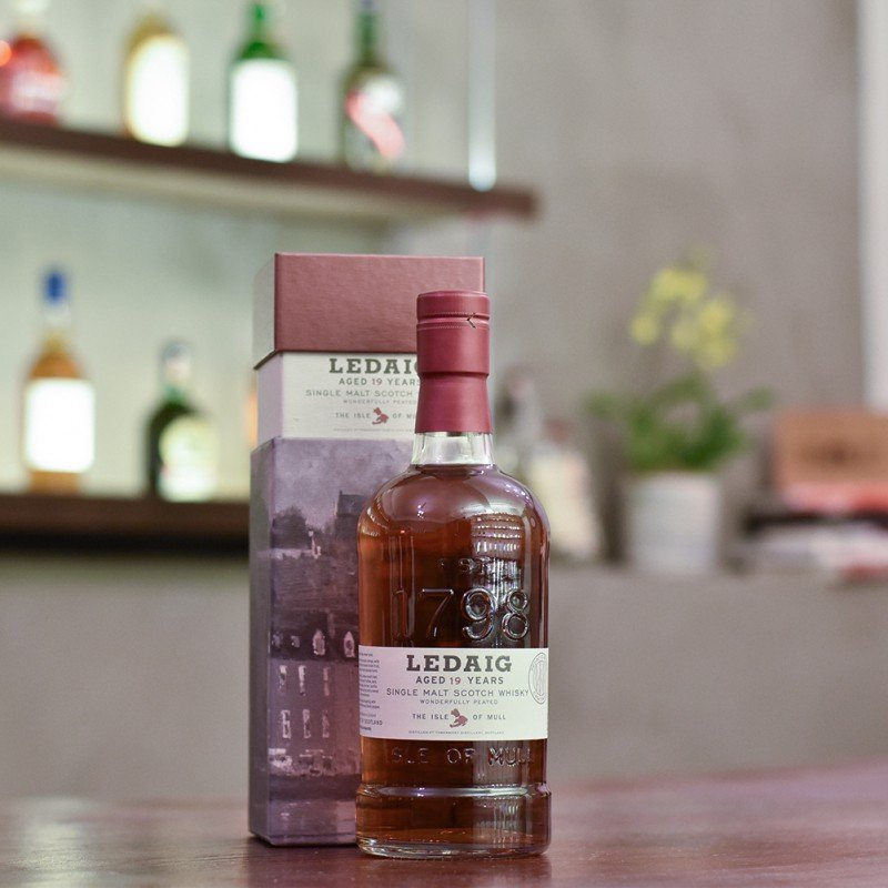 Ledaig 19 Year Old PX Sherry Cask Finish