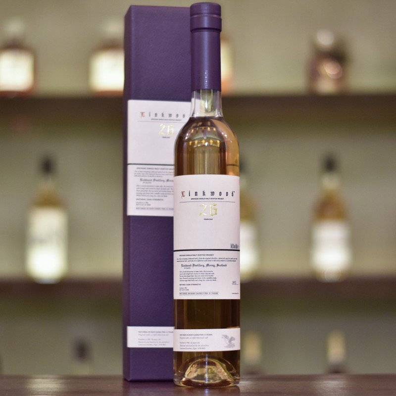 Linkwood 26 Year Old 1981 Rum Cask Finish