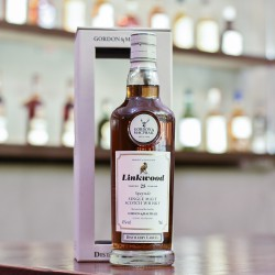 Gordon & MacPhail - Linkwood 25 Year Old Distillery Labels