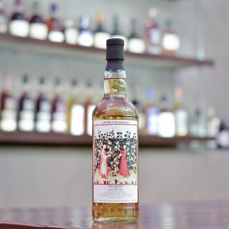 Chorlton Whisky - Lochindaal 12 Year Old 2007