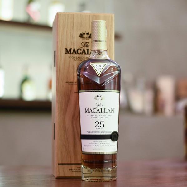 Macallan 25 Year Old Sherry Oak 2018
