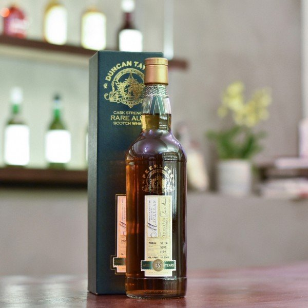 Duncan Taylor - Macallan 35 Year Old 1968 Rare Auld Cask 5593