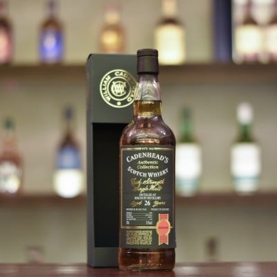 Cadenhead - Macduff 26 Year Old 1989