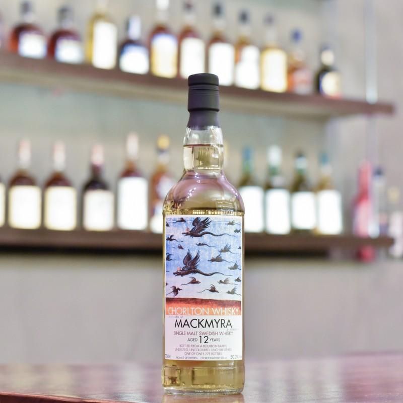 Chorlton Whisky - Mackmyra 12 Year Old