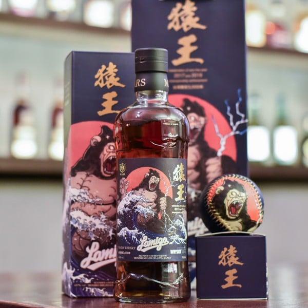 Mars Blended Whisky Lamigo Gift Set 2019