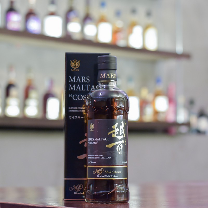 Mars Blended Whisky Cosmo