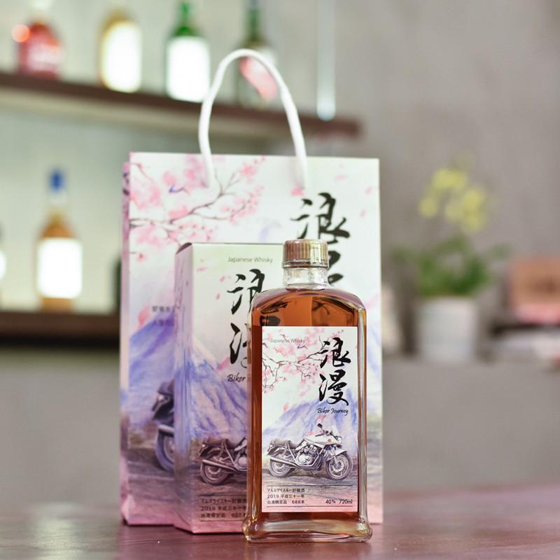 Mars Whisky Kura - Biker Journey 2019 Taiwan Exclusive