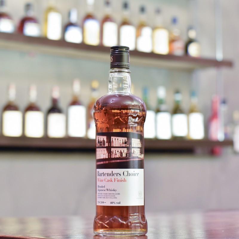 Mars Blended Whisky Bartenders Choice Wine Cask Finish