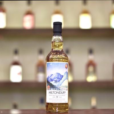 Chorlton Whisky - Miltonduff 9 Year Old