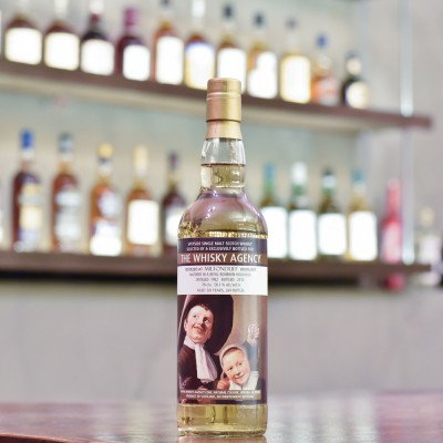 The Whisky Agency - Miltonduff 30 Year Old 1982