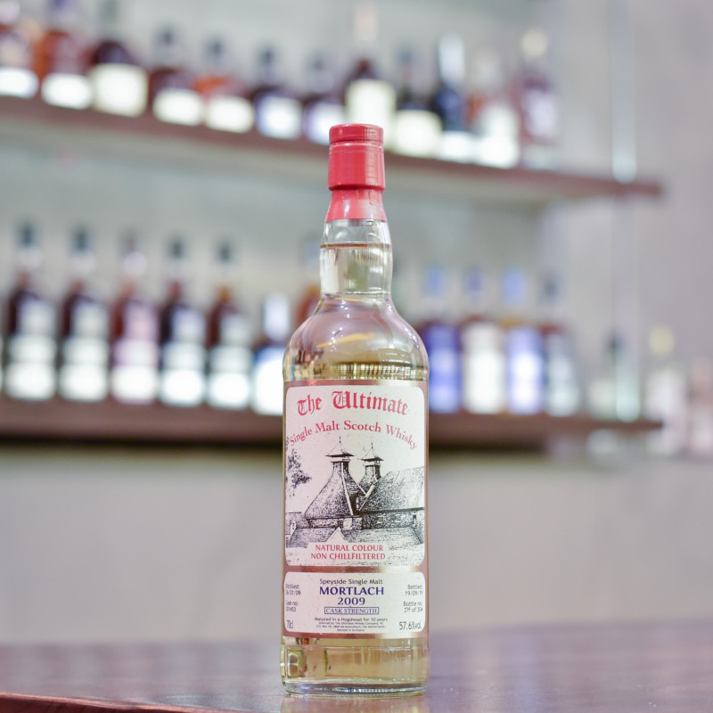 The Ultimate - Mortlach 10 Year Old 2009 Cask 301453
