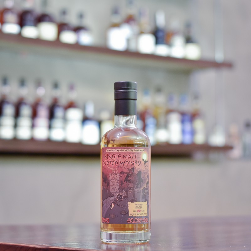 That Boutique-y Whisky Co. - Mortlach 20 Year Old Batch 5