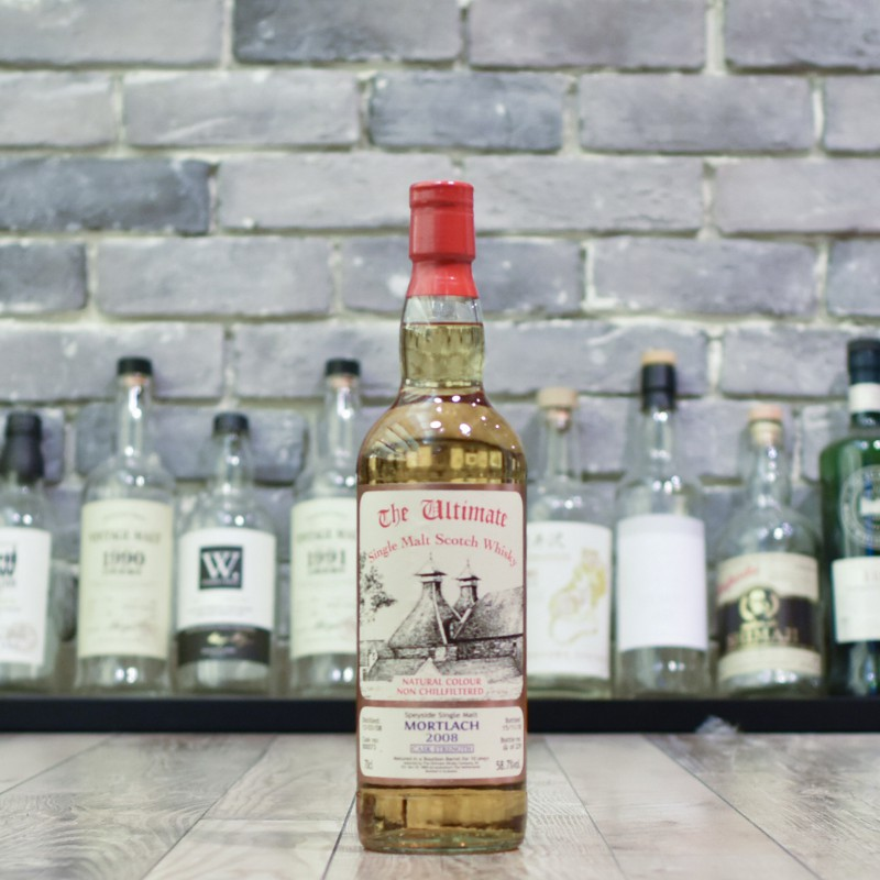 The Ultimate - Mortlach 10 Year Old 2008 Cask 800073
