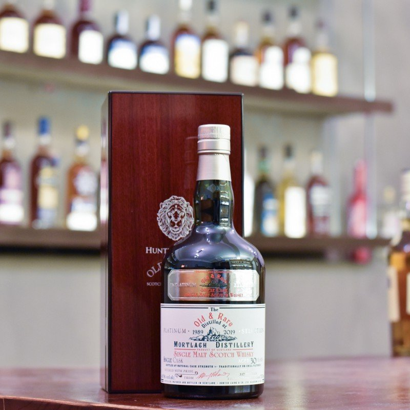 Old and Rare - Mortlach 30 Year Old 1989 Platinum Selection Single Sherry Cask