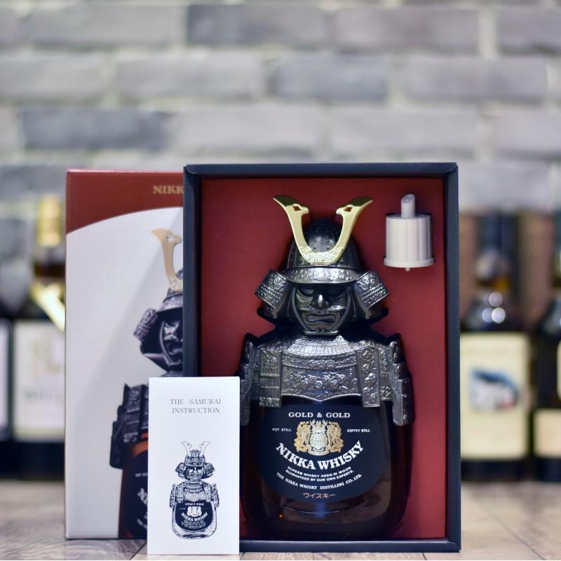 Nikka Gold & Gold - Samurai