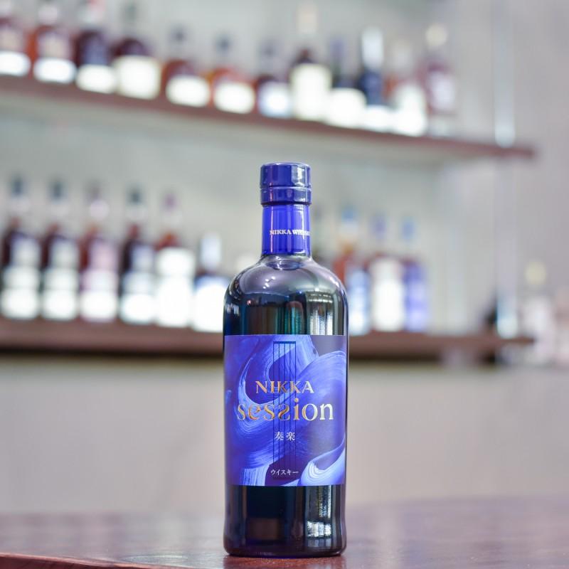 Nikka Blended Whisky Session