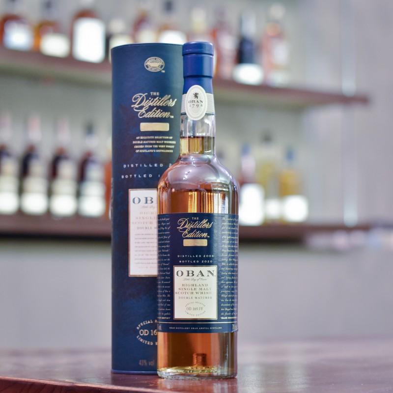 Oban Distillers Edition 2006-2020