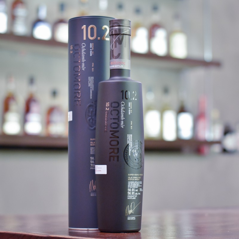 Octomore 8 Year Old Edition 10.2
