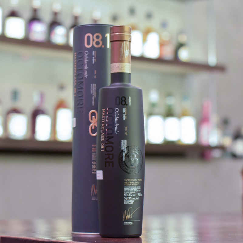 Octomore 8 Year Old Edition 8.1