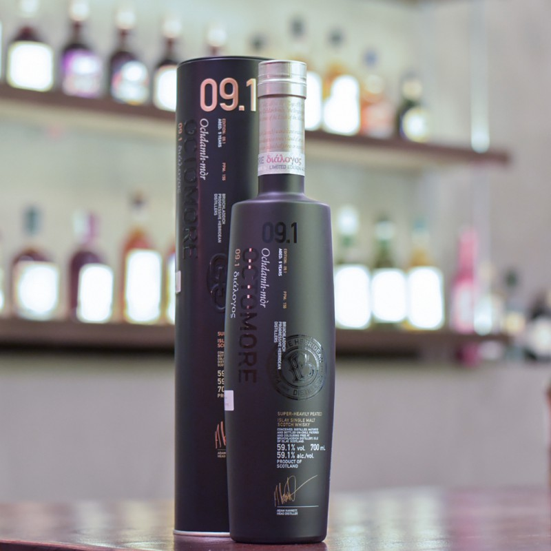 Octomore 5 Year Old Edition 9.1