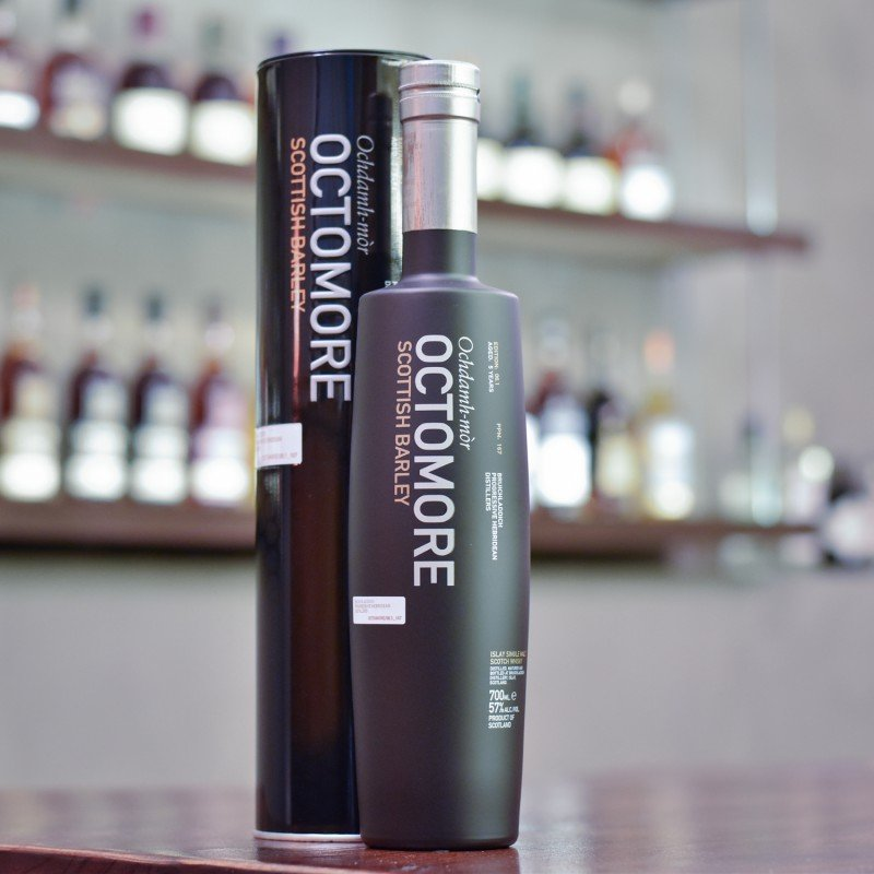 Octomore 5 Year Old Edition 6.1