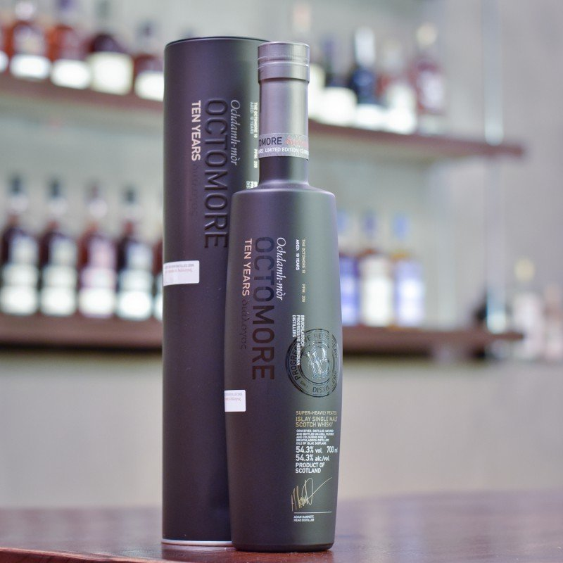 Octomore 10 Year Old 2020 Release