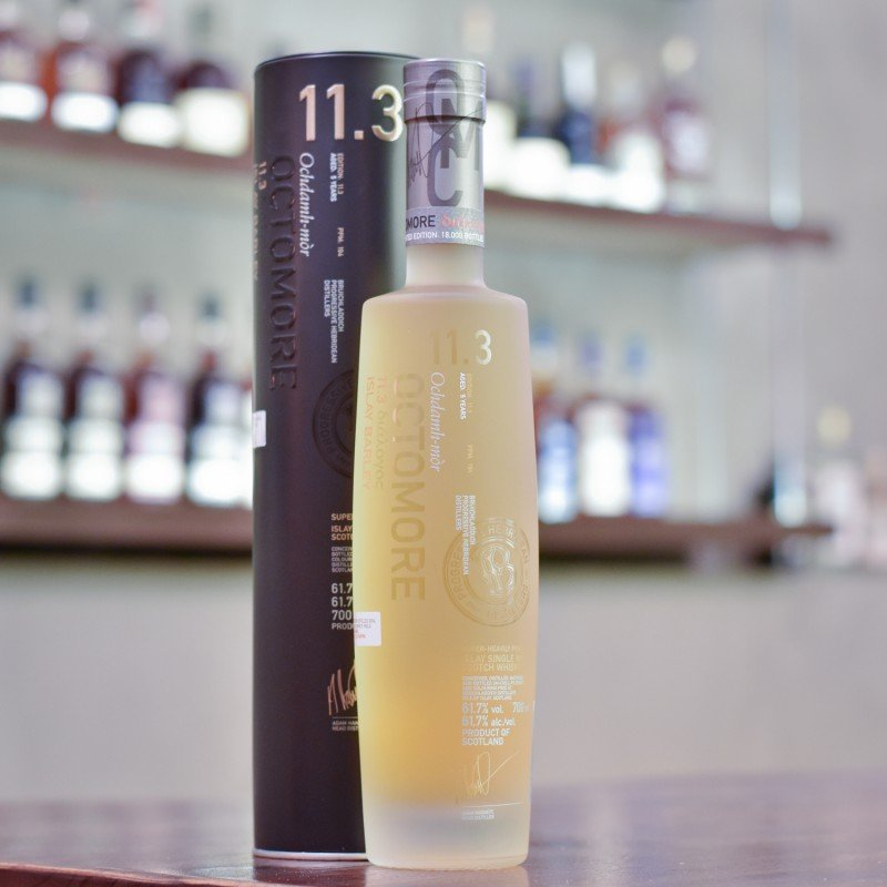 Octomore 5 Year Old Edition 11.3
