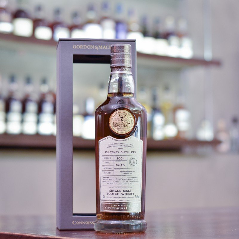 Gordon & MacPhail - Old Pulteney 15 Year Old 2004 Connoisseurs Choice Cask 629
