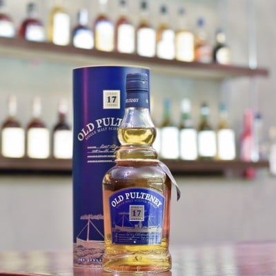 Old Pulteney 17 Year Old - 2000s Bottling