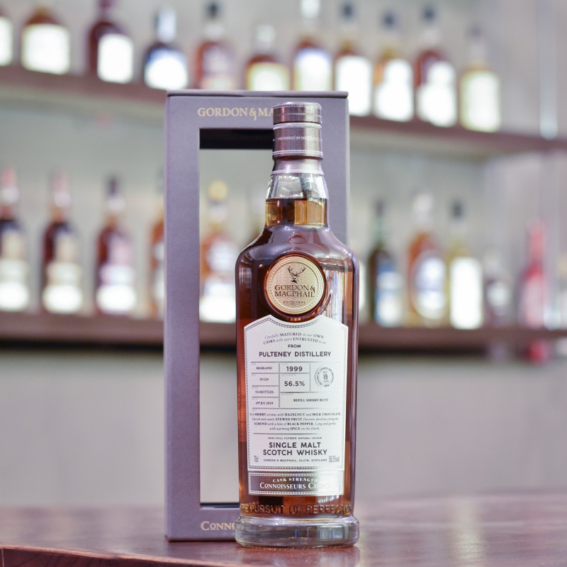 Gordon & MacPhail - Old Pulteney 19 Year Old 1998 Connoisseurs Choice