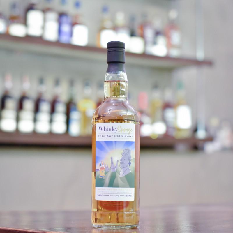 Whisky Sponge - Port Charlotte 17 Year Old 2002