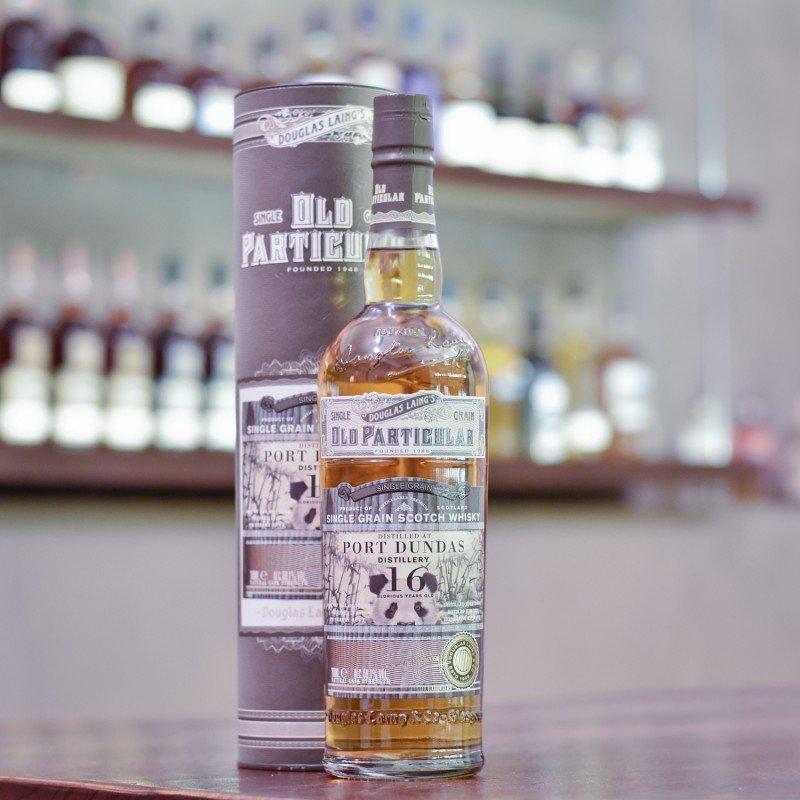 Old Particular - Port Dundas 16 Year Old 2004 HK Exclusive