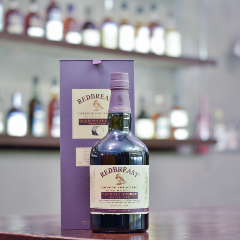 Redbreast 19 Year Old 1998 for LMdW Oloroso Sherry Cask 70946