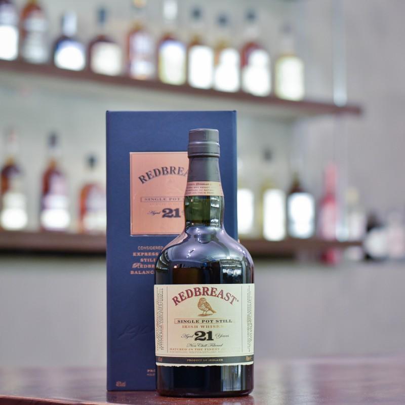 Redbreast 21 Year Old - Older Bottling