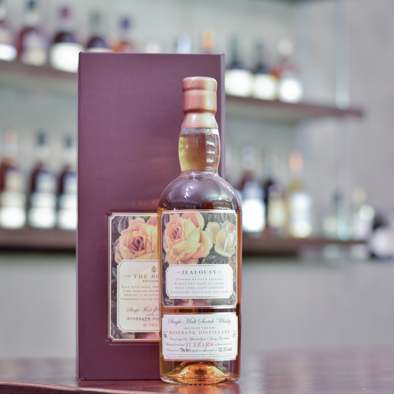 Rosebank 21 Year Old - The Roses Edition III - Jealousy