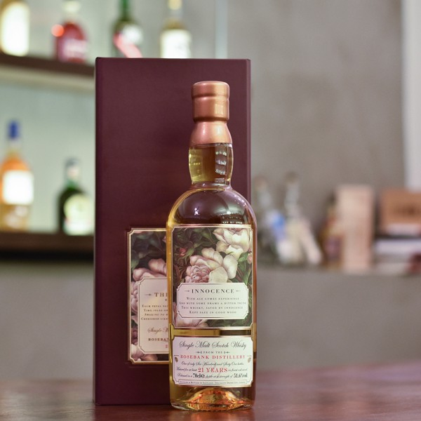 Rosebank 21 Year Old - The Roses Edition II - Innocence
