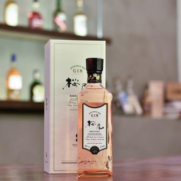 Sakurao Gin Limited