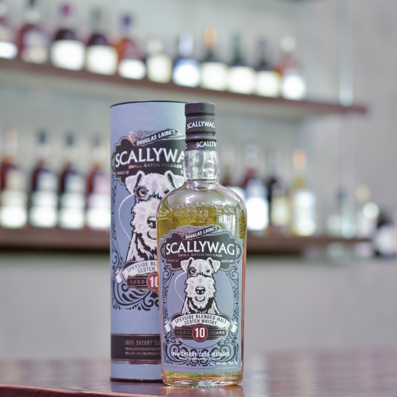 Scallywag 10 Year Old Sherry Cask