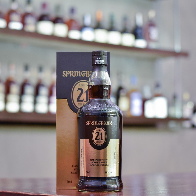 Springbank 21 Year Old 2020 Release