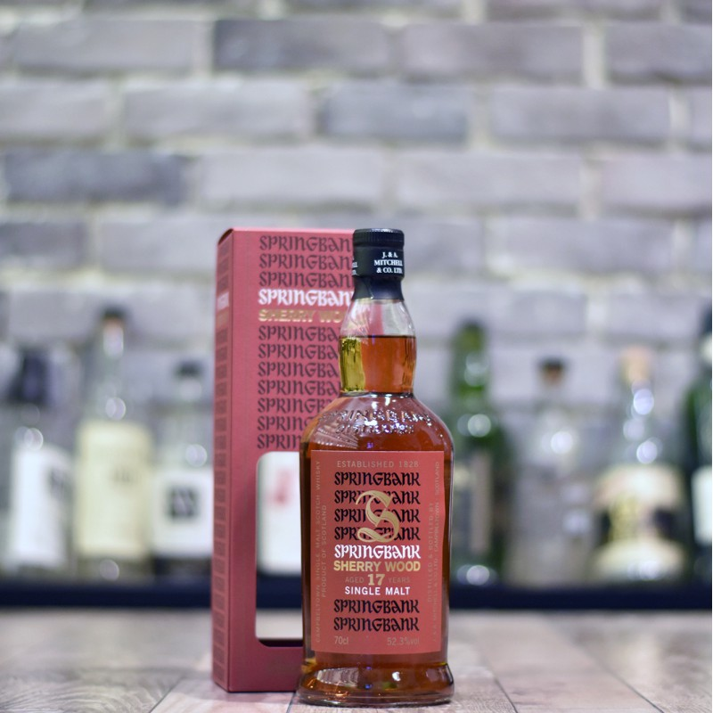 Springbank Sherry Wood 17 Year Old