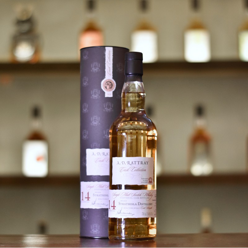A.D. Rattray - Strathisla 14 Year Old 2002 Cask 100006