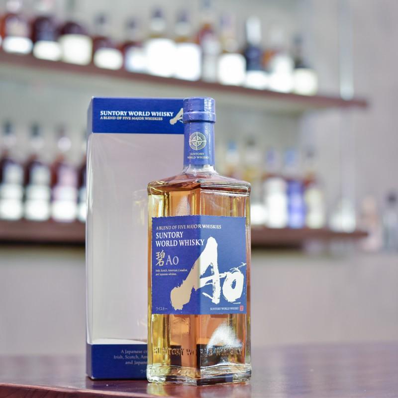 Suntory Whisky - 碧 AO World Blend