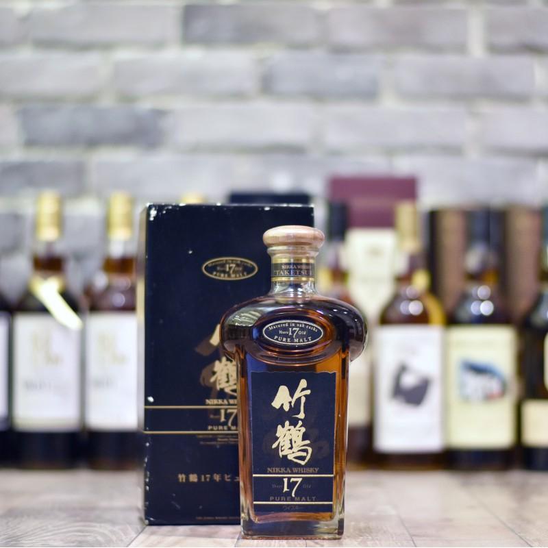 Taketsuru 17 Year Old - Older Bottling