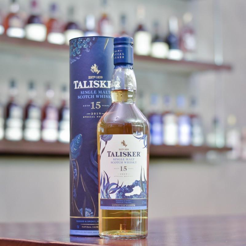 Talisker 15 Year Old Cask Strength 2019 Special Release