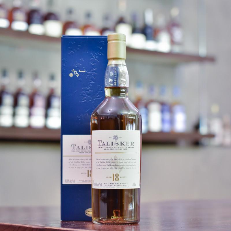 Talisker 18 Year Old - Older Bottling