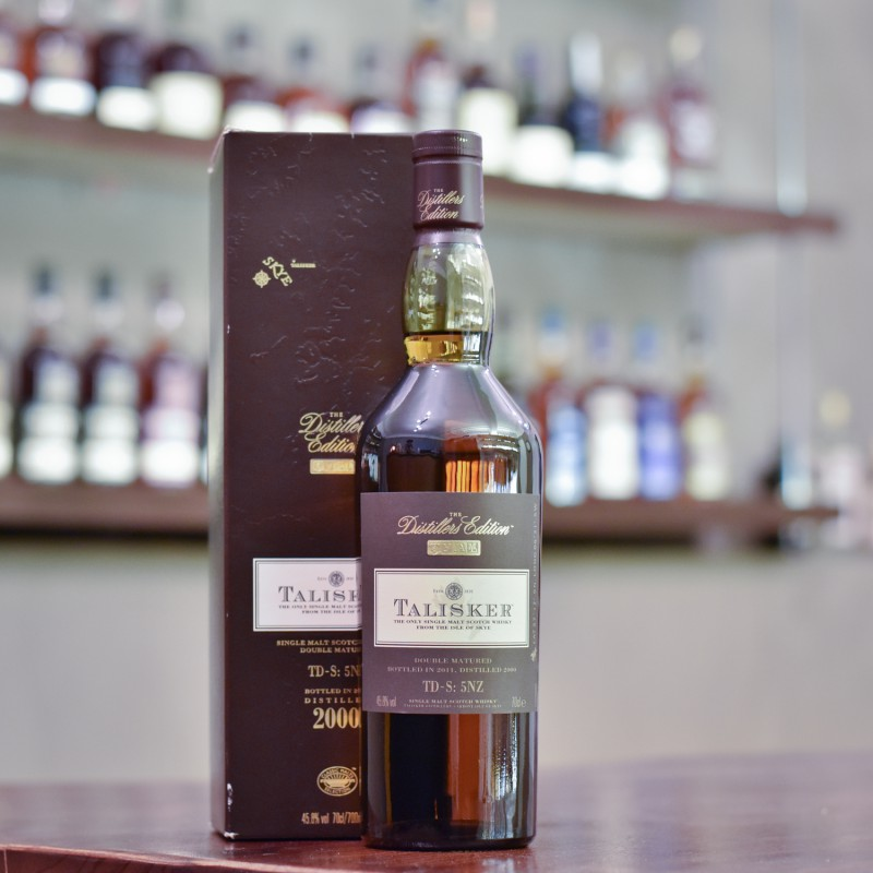 Talisker Distillers Edition 2000-2011