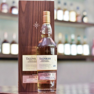 Talisker 29 Year Old 1990 Cask Of Distinction for Ding's Cask 171