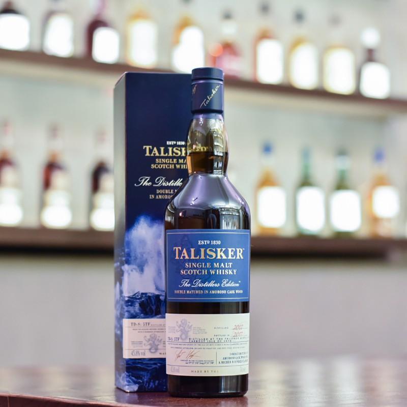 Talisker Distillers Edition 2007-2017