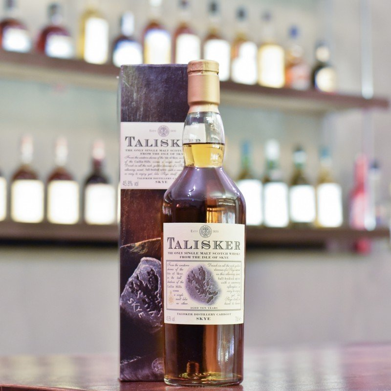 Talisker 10 Year Old - 1990s Bottling